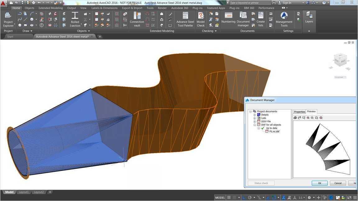 Autodesk Advance Steel | GRAITEC - ACE-Hellas S A
