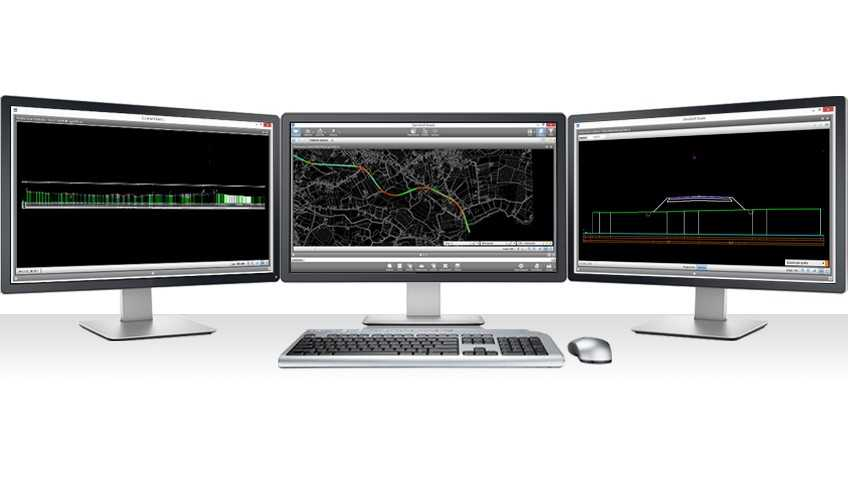 Software multi desktop Sierrasoft Roads