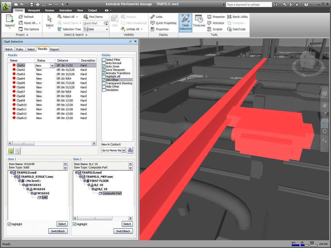 Autodesk Navisworks - ACE-Hellas S A