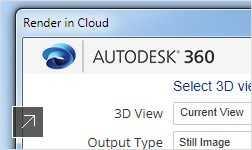 Cloud rendering for Navisworks models
