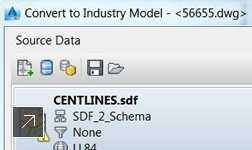 Convert data to create and manage industry models