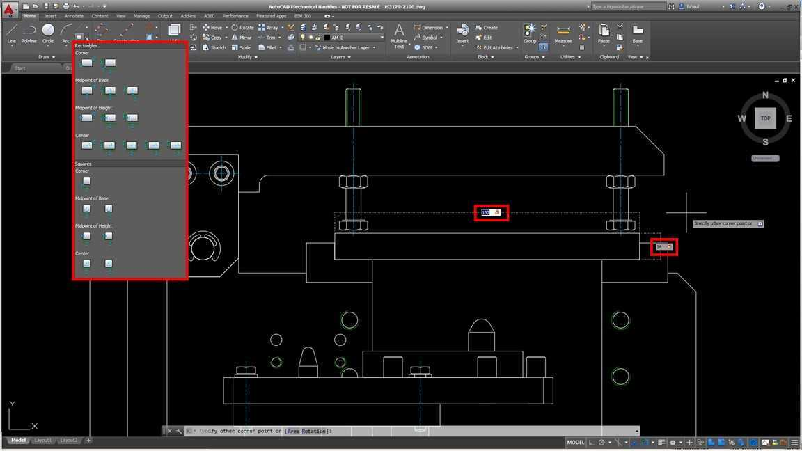 Drawing Smooth Lines In Autocad : Autocad mechanical ace hellas s a