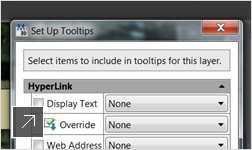 Use links and tooltips to increase feature productivity