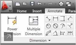 Create multiple dimensions with minimal input