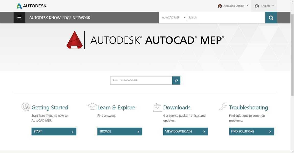 AutoCAD MEP - ACE-Hellas S A