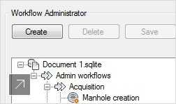 Create workflows and customize feature rules