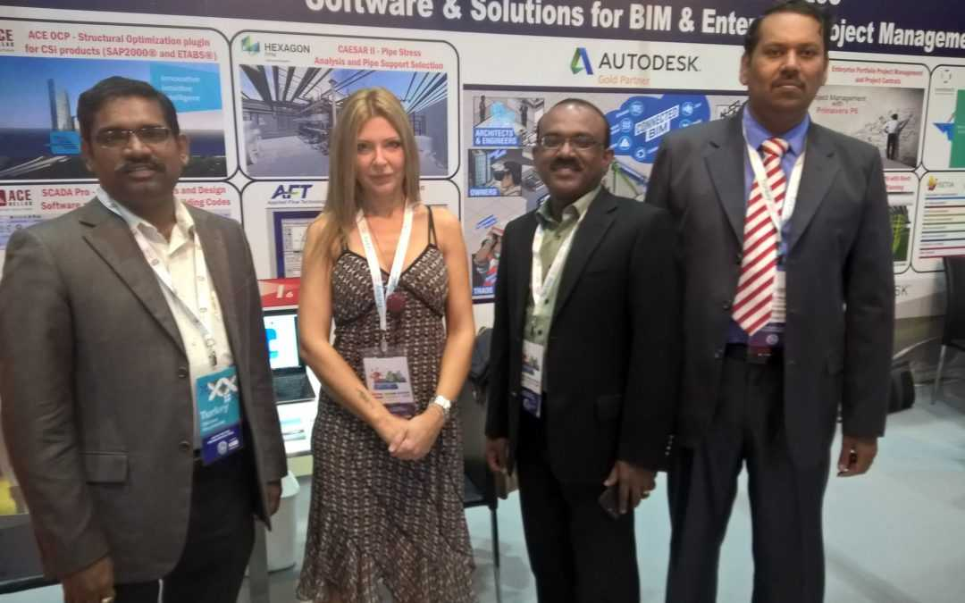 ACE-Hellas participated with great success at the Big 5 Show in Dubai